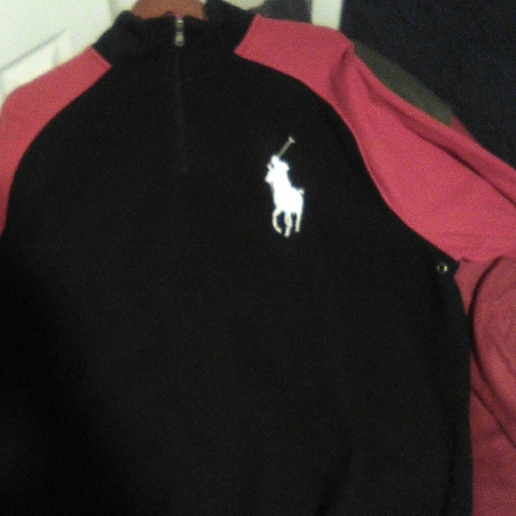 Polo by Ralph Lauren Other - Polo Fleece Pullover Sweater
